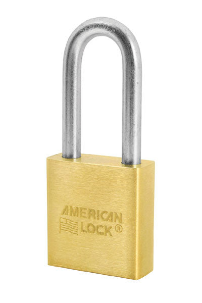 american lock a21 brass padlock Padlock Diagram padlock with key retention or non